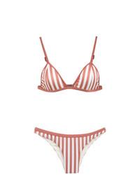 Haight Striped Bikini Set
