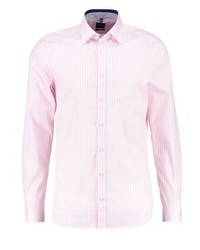 Olymp Body Fit Shirt Rose