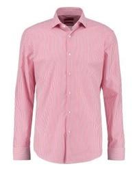 Hugo Boss Gordon Regular Fit Formal Shirt Rot