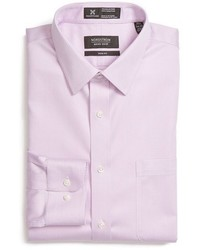 Nordstrom Shop Smartcare Tm Trim Fit Stripe Dress Shirt