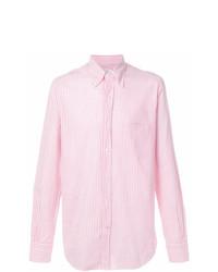 Loro Piana Striped Button Down Shirt