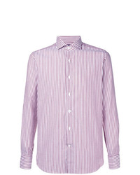 Alessandro Gherardi Striped Shirt