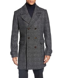 Plaid overcoat original 431754