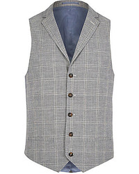 Plaid waistcoat original 660642
