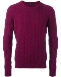 Cable knit jumper medium 5413552