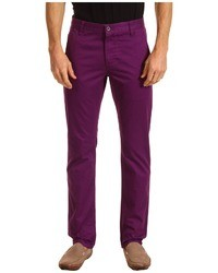 Purple Chinos