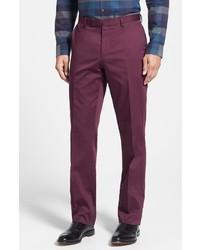 Hugo Boss Boss Sharp Flat Front Trousers