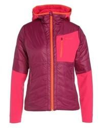 Ziener Nala Ski Jacket Plumberry
