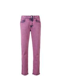 Stella McCartney Cropped Denim Jeans