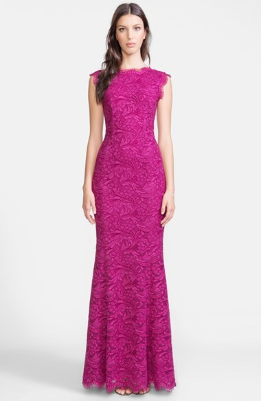 Dolce Gabbana Dolcegabbana Lace Trumpet Gown Where To Buy How