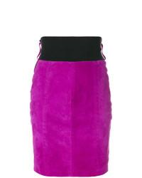 Gianfranco Ferre Vintage Fitted Short Skirt