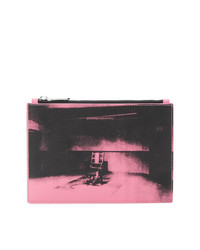 X andy warhol foundation little electric chair clutch bag medium 7849540