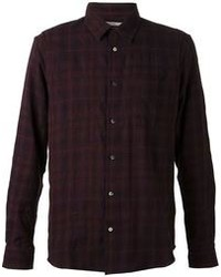 Plaid shirt medium 106585