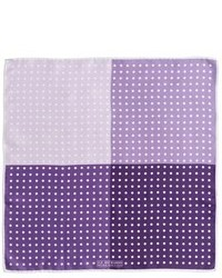 Jz richards polka dot pocket square medium 98786
