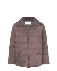 Fabiana Filippi Padded Zipped Jacket