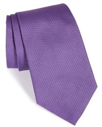Armani Collezioni Microdot Silk Tie
