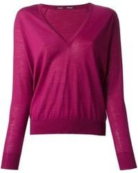 V neck sweater medium 93151