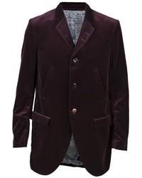 Velvet blazer medium 26499