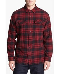 Patagonia Fjord Organic Cotton Flannel Shirt