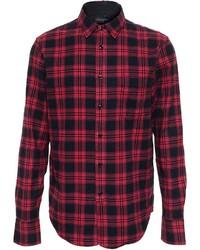 Rag bone classic plaid shirt medium 453761