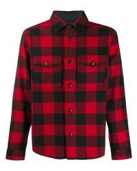 Woolrich Check Long Sleeve Shirt