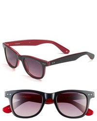 Polaroid Eyewear 50mm Retro Polarized Sunglasses
