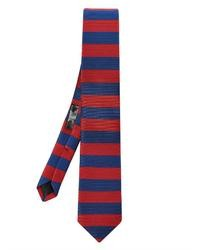 Prorsum striped silk tie medium 27387