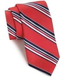 Woven silk tie medium 47631