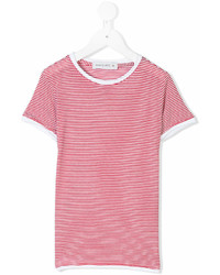 Manuel Ritz Kids Striped Short Sleeve T Shirt