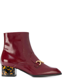 Stella McCartney Chain Detail Ankle Boots