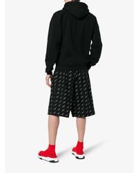 f08a7c1eb45e ... Balenciaga Red Speed Low Sneakers ...