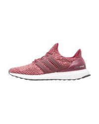 adidas Ultra Boost Neutral Running Shoes Collegiate Burgundymystery Red
