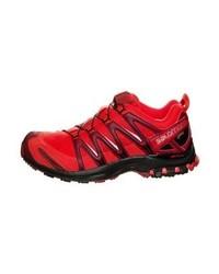 Salomon Xa Pro 3d Gtx Trail Running Shoes Fiery Redblackred Dalhia