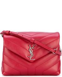 Saint Laurent Monogram Pouch Bag