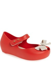 Mini Melissa Ultragirl Bow Mary Jane Flat