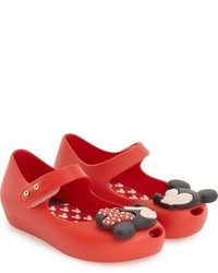 Mini Melissa Ultragirl Disney Twins Slip On
