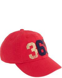 J.Crew Kids 365 Baseball Cap