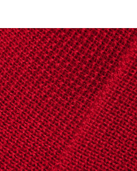 Textured Merino Wool Beanie