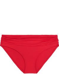 Melissa Odabash Bel Air Bikini Briefs Red