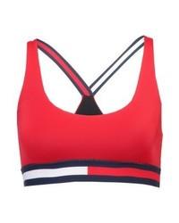 Tommy Hilfiger Hanalei Bikini Top Red