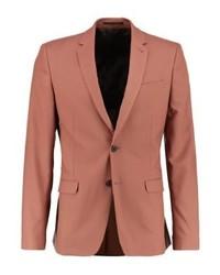 Ex colouered suit jacket light redbrown medium 4159344