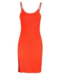 Antwerp jersey dress bright red medium 3841432