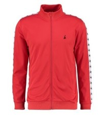 Revolution tracksuit top red medium 3832323