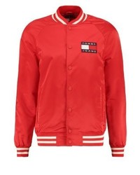 Tommy jeans 90s bomber jacket red medium 3832341