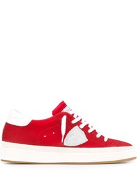 Philippe Model Classic Low Top Sneakers