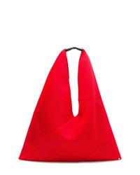 MM6 MAISON MARGIELA Triangle Handle Tote Bag