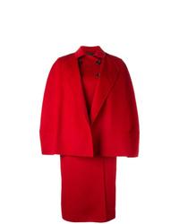 Agnona Double Breasted Oversized Coat