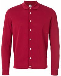 Eleventy Cardigan Style Shirt