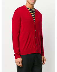 Pringle Of Scotland V Neck Cardigan