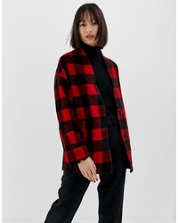 Warehouse Jacket In Check